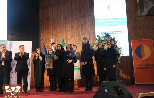 اعطای سومین دوره جایزه ملی پوری سلطانی به طرح توسعه مارک ایران