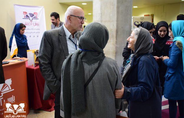 گزارش تصویری از حضور شرکت پارس آذرخش در چهارمین کنگره سالانه متخصصان علوم اطلاعات
